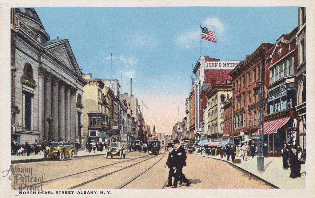 North Pearl Street