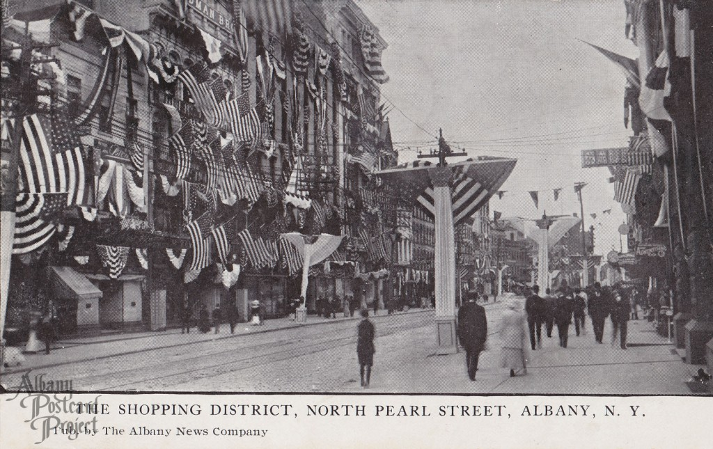 The Shopping District, North Pearl Street
