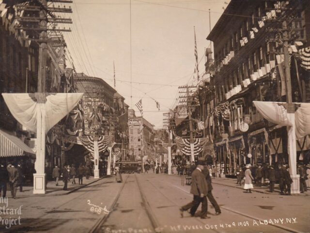 South Pearl St. H.F. Week Oct 4 to Oct 9, 1909