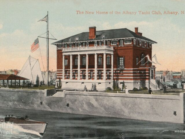The New Home of the Albany Yacht Club