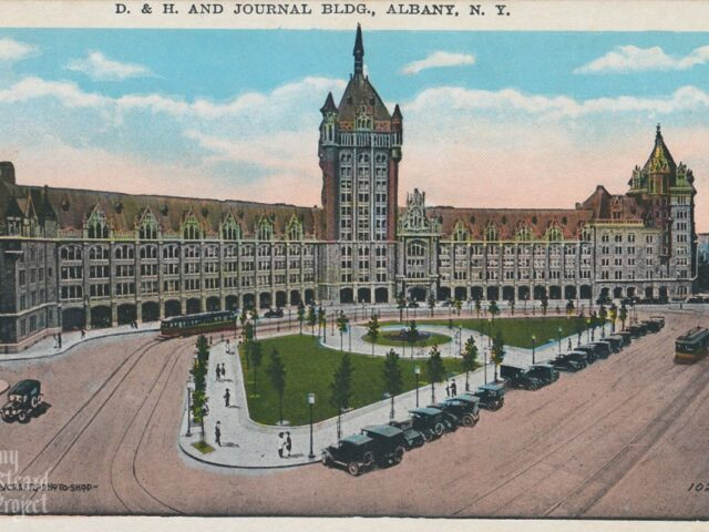 D. & H. and Journal Bldg.