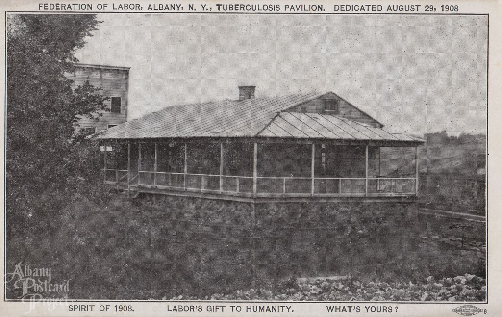 Federation of Labor, Tuberculosis Pavilion