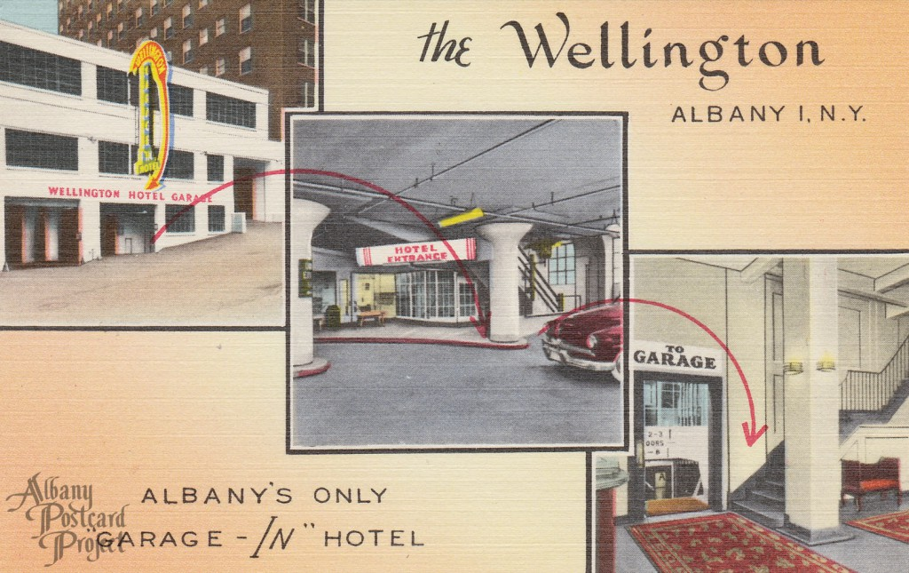 The Wellington Garage-In