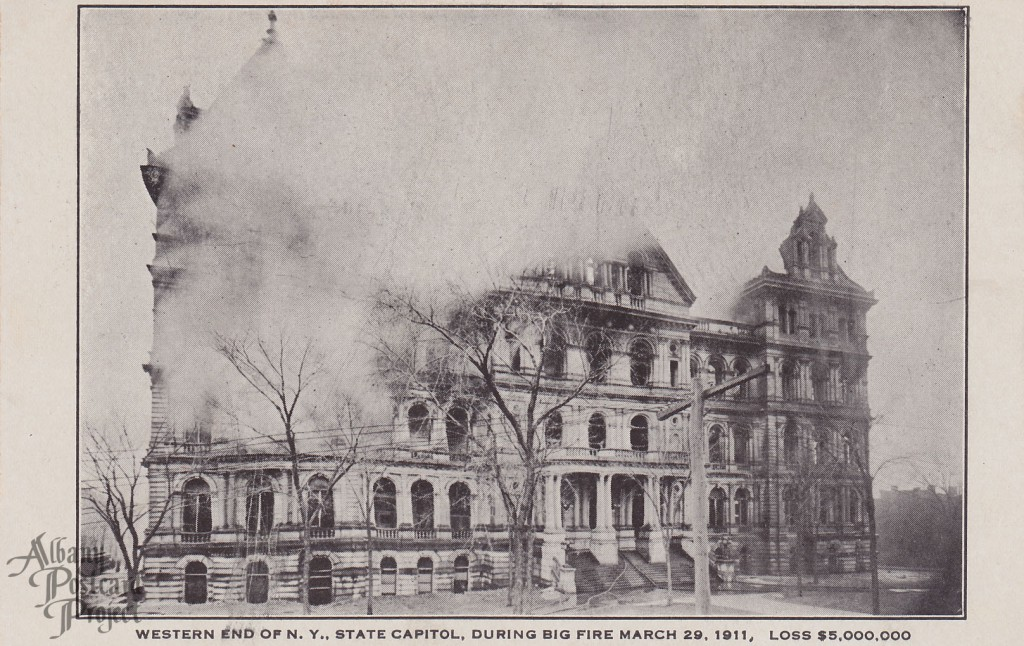 NY State Capitol Fire 01