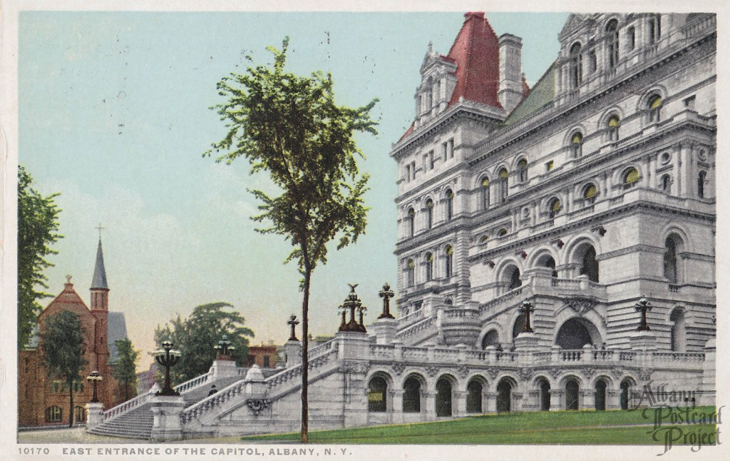 East Entrance of the Capitol