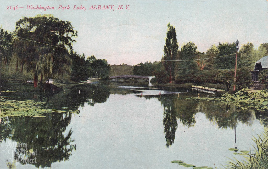 Washington Park Lake 02