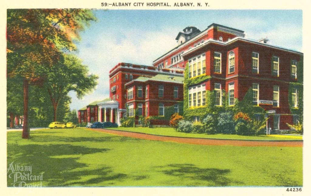 Albany City Hospital 02
