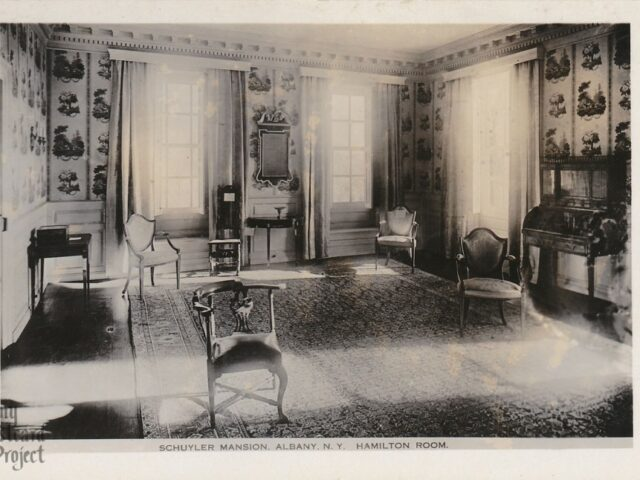 Schuyler Mansion, Hamilton Room