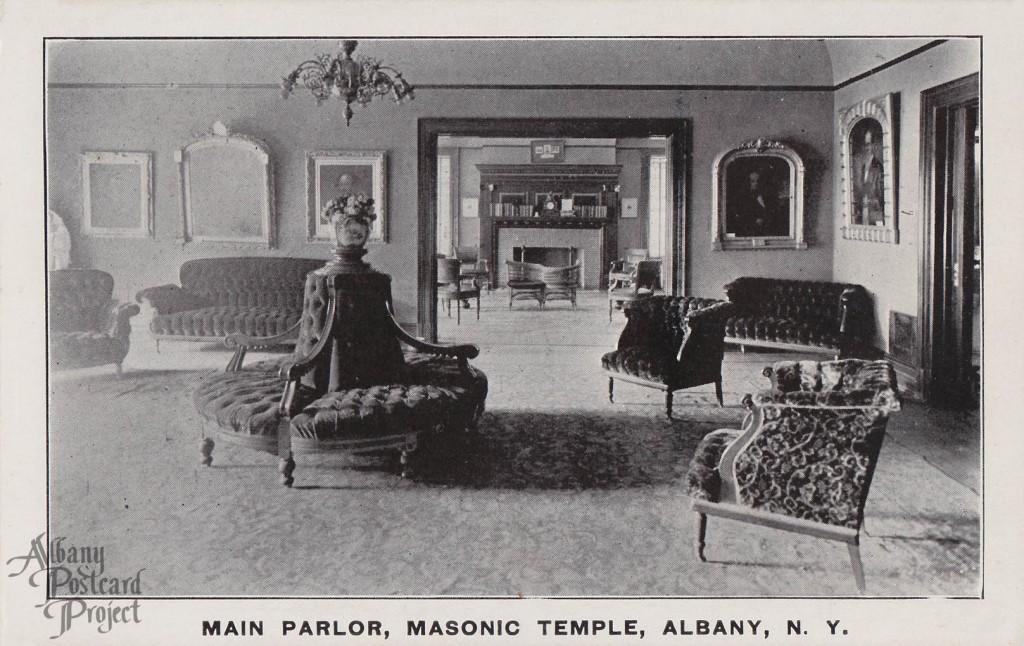Main Parlor, Masonic Temple