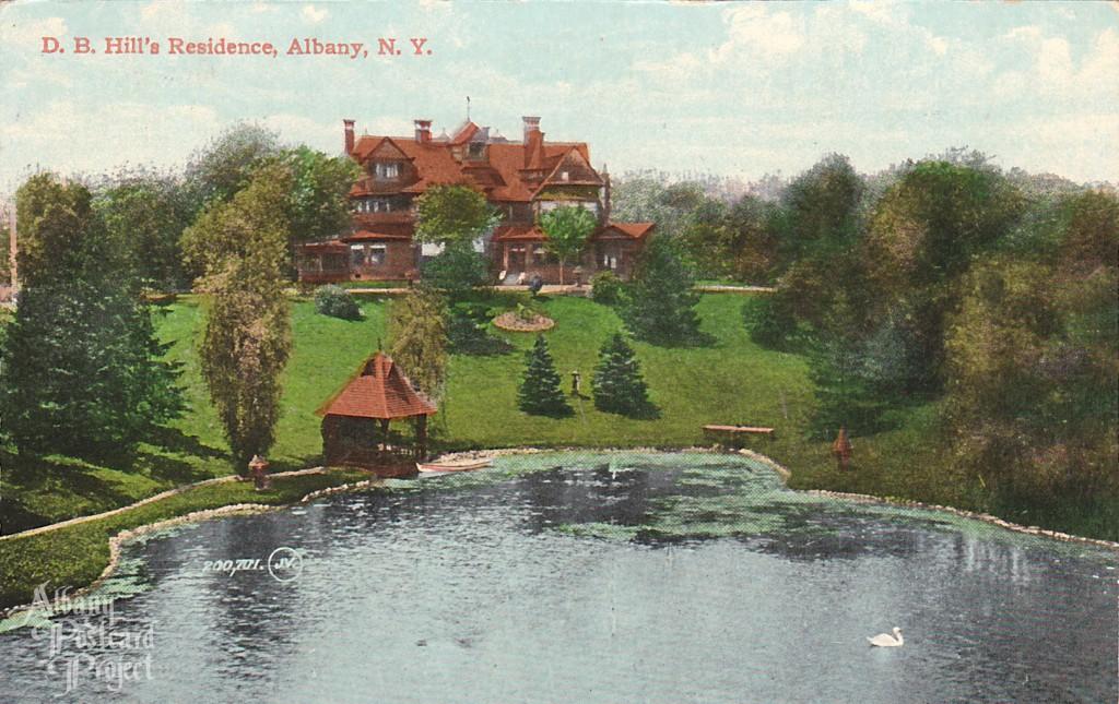 D.B. Hill's Residence