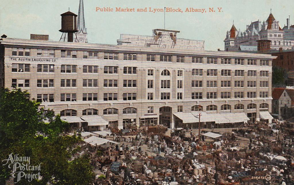 Public Market and Lyon Block