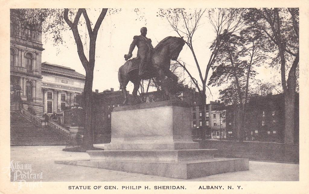 Statue of Gen. Philip H. Sheridan