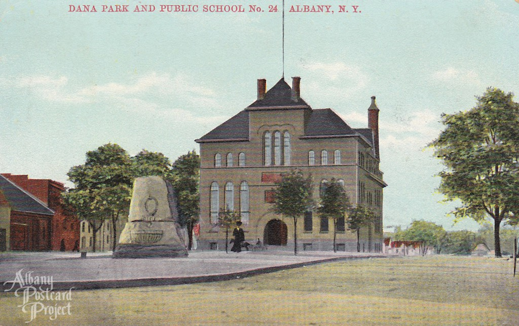 Dana Park and Public School No. 24