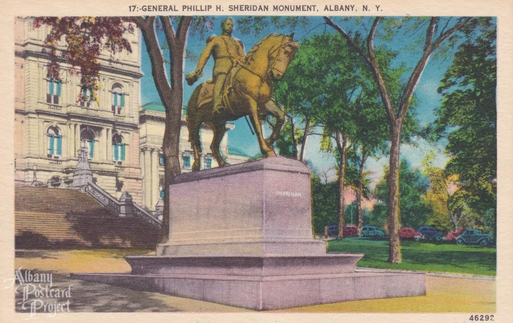 General Phillip H Sheridan Monument