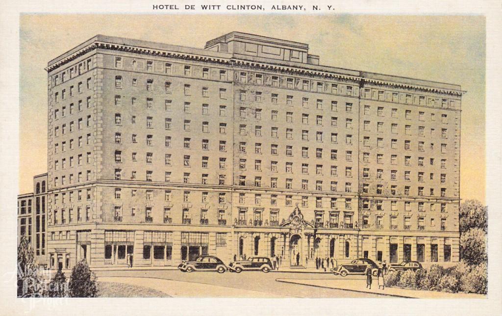 Hotel De Witt Clinton