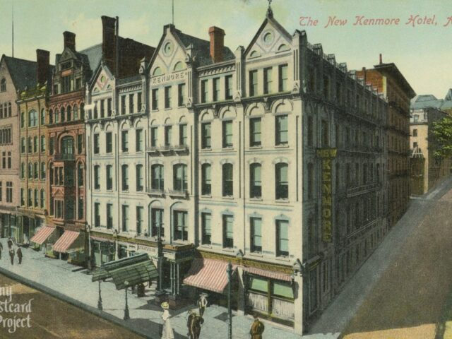 The New Kenmore Hotel