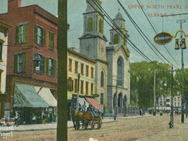 Upper North Pearl Street