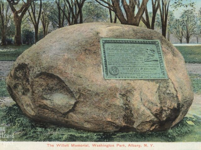 The Willett Memorial, Washington Park
