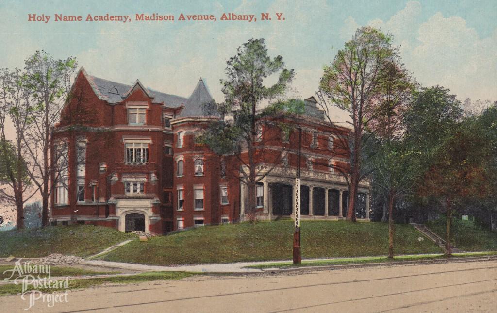 Holy Name Academy, Madison Avenue
