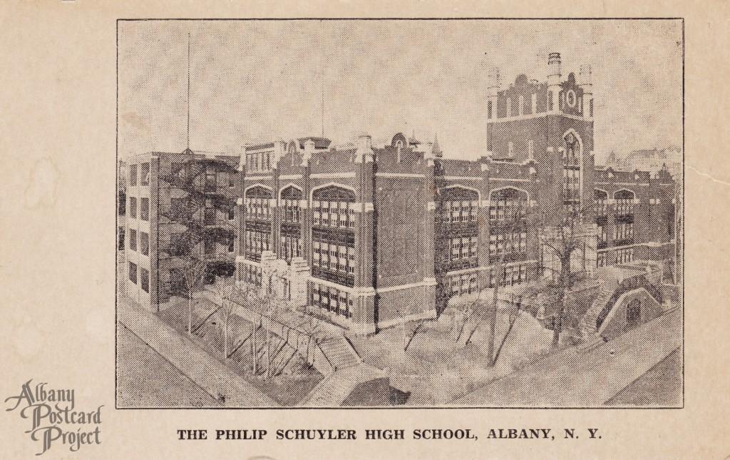 The Philip Schuyler High School