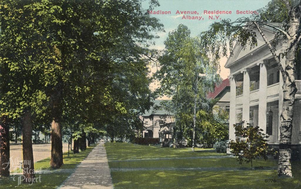 Madison Avenue, Residence Section