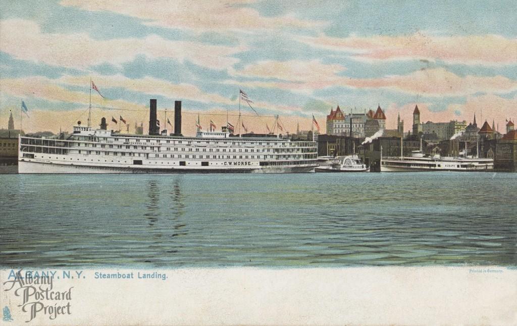 Steamboat Landing