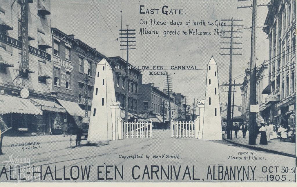 All-Hallow E'en Carnival East-Gate