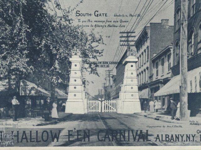 All-Hallow E'en Carnival South-Gate