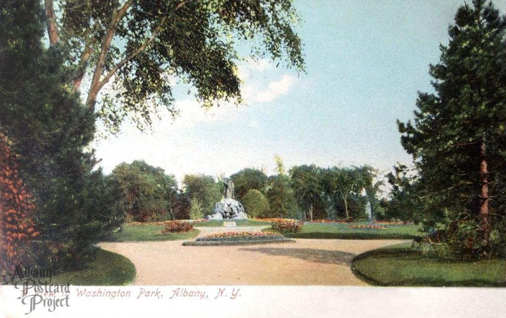 A View in Washington Park