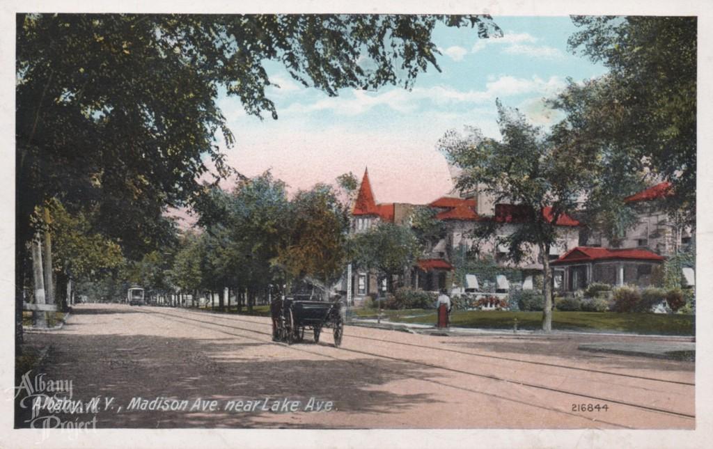 Madison Ave. near Lake Ave.
