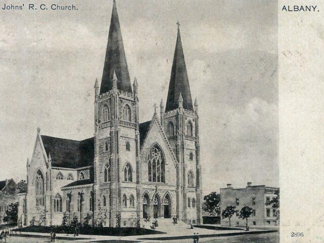 St. Johns' R.C. Church