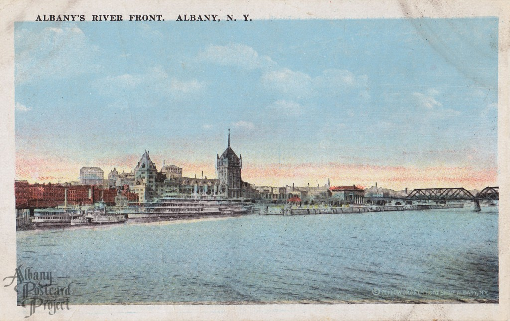Albany's River Front