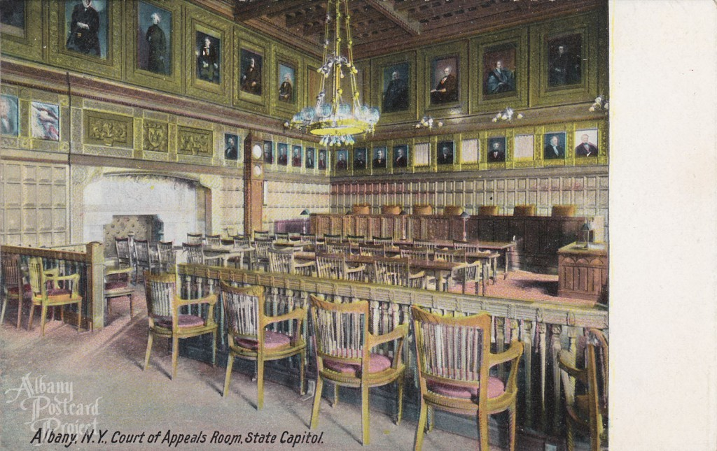 Court of Appeals Room, State Capitol
