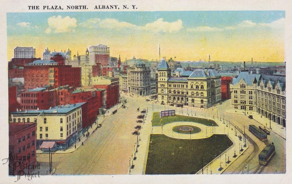 The Plaza, North
