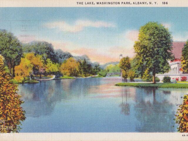 The Lake, Washington Park