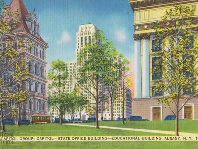 Capitol Group: Capitol – State Office Building – Educational Building