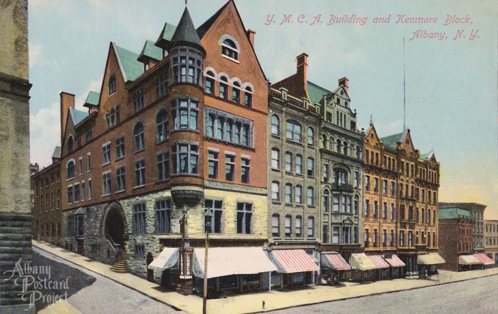 YMCA Building and Kenmore Block