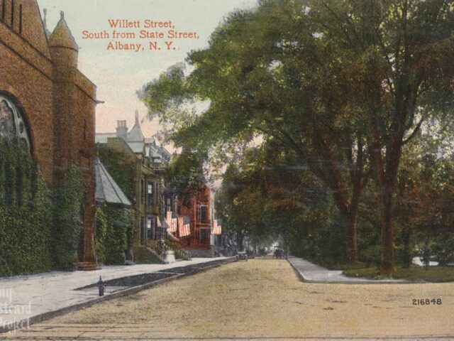 Willett Street, South from State Street