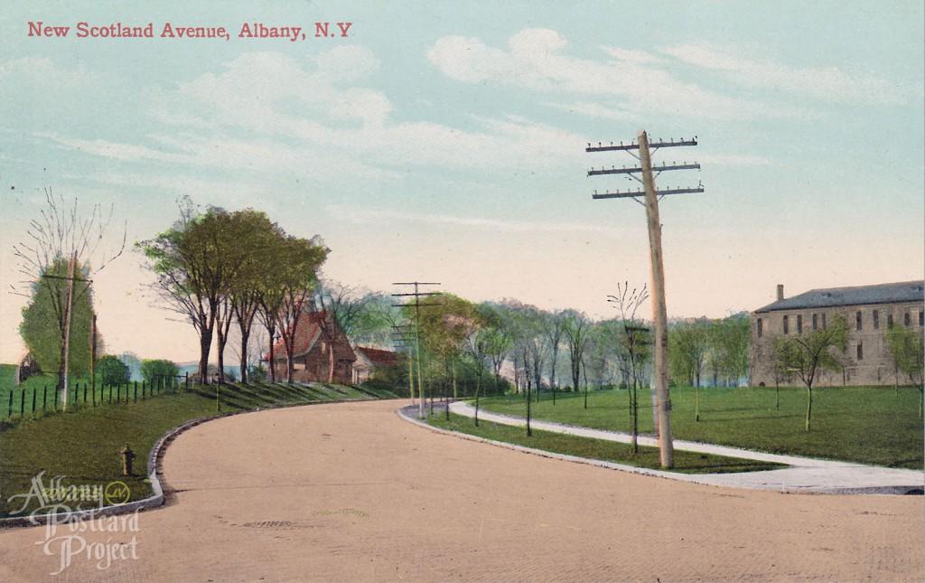 New Scotland Avenue