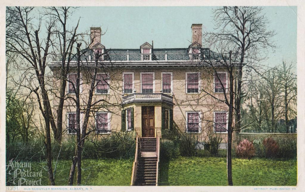 Old Schuyler Mansion