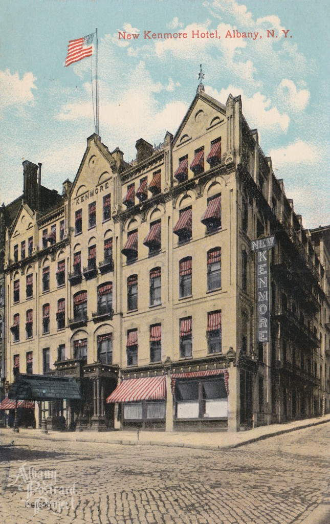 New Kenmore Hotel