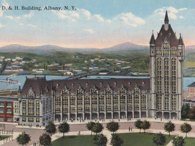 The D.&H. Building