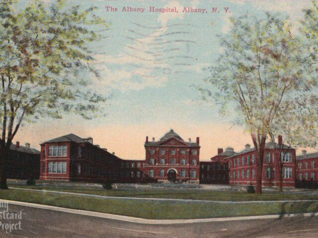 The Albany Hospital