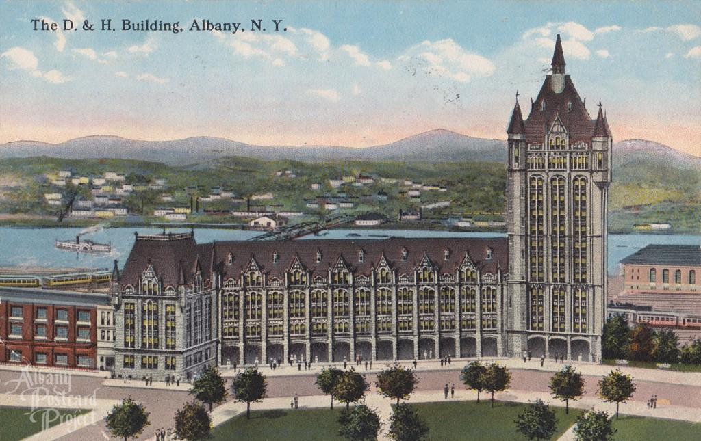 The D. & H. Building