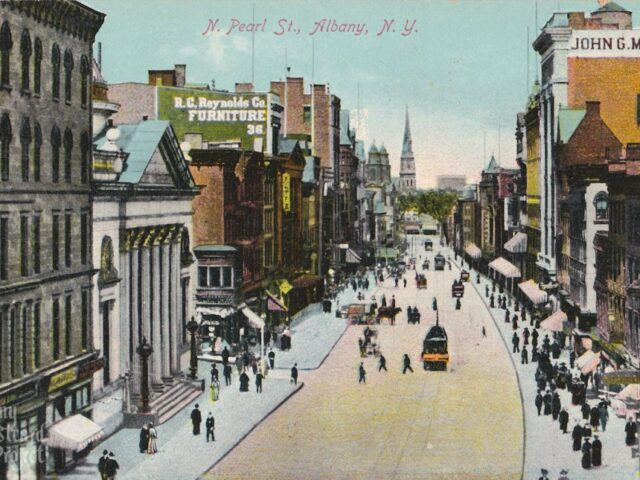 N. Pearl St.