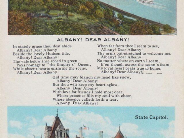 Albany ! Dear Albany!