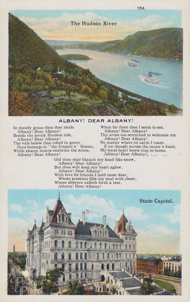 Albany Dear Albany