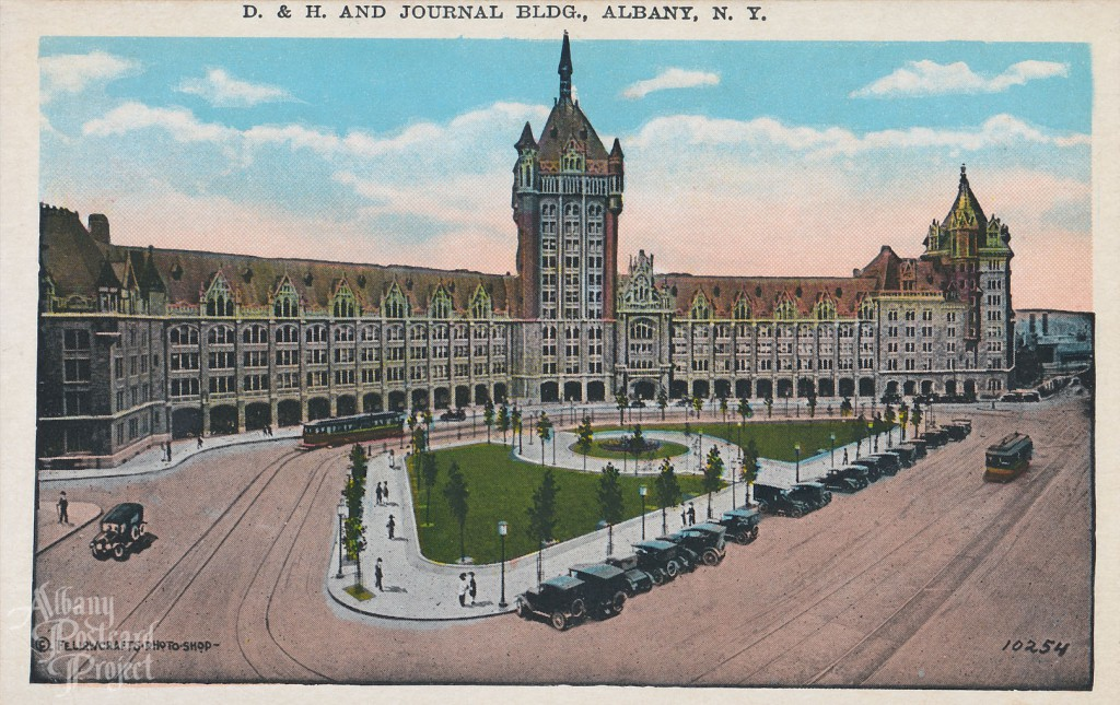 D & H and Journal Bldg