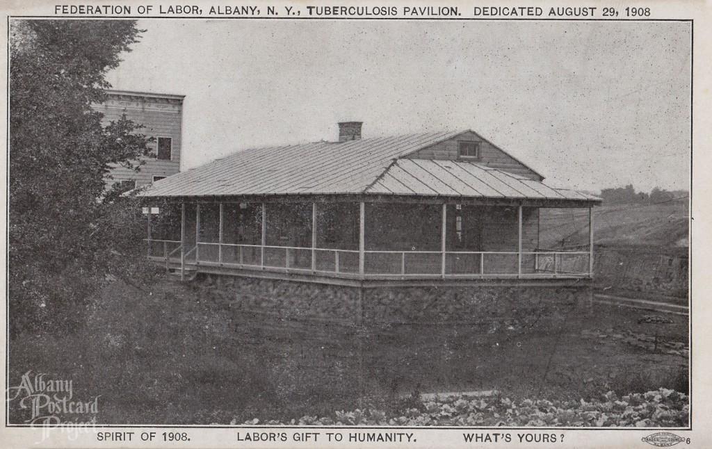Federation of Labor, Tuberculosis Pavilion