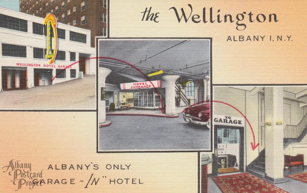 The Wellington Garage-In